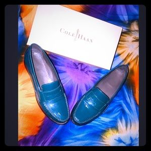 Cole Haan Alexa Penny Moc Penny Loafers